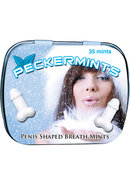 Peckerments Penis Shaped Breath Mints
