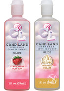 Candiland Sensuals Body Glide 2 Pack Whip Cream/strawberry...